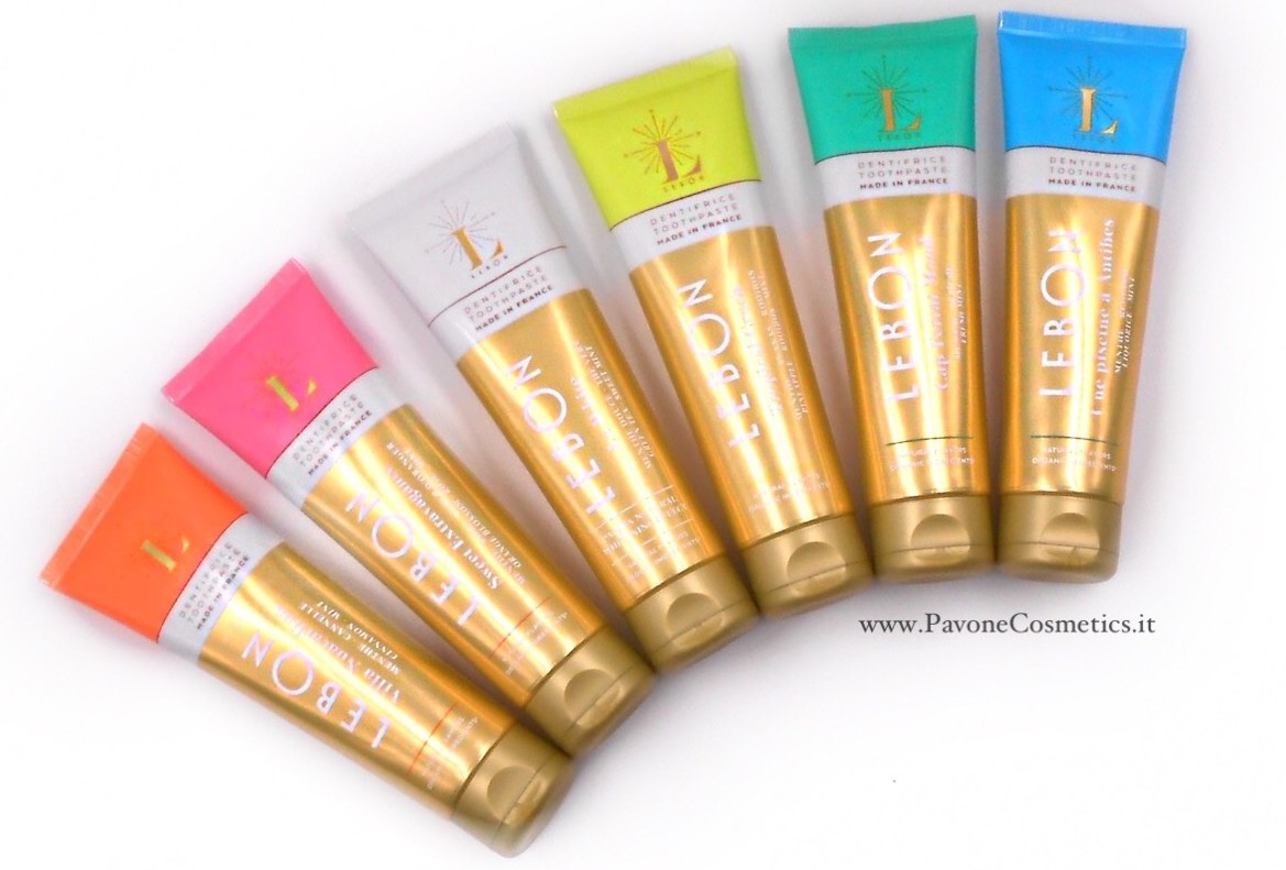 www.PavoneCosmetics.it Lebon