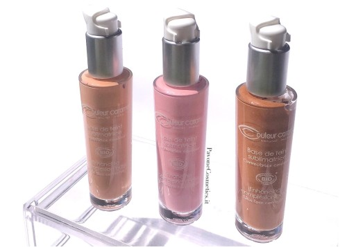 www.PavoneCosmetics.it Couleur Caramel